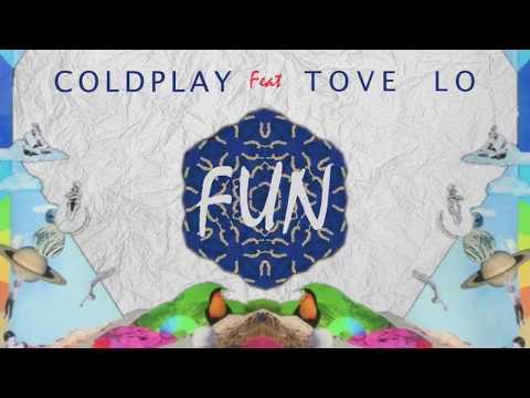 Coldplay - Fun (Lyric Video) mp3