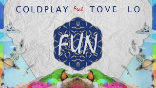 Coldplay - Fun (Lyric Video)