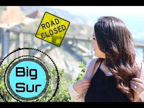 ROAD TRIP DAY 3: BIG SUR IS CLOSED :(