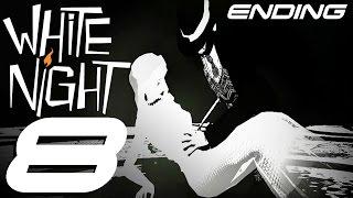 White Night - Gameplay Walkthrough Part 8 - Ending & Credits