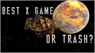X4: Foundations - Best X game yet or total trash?