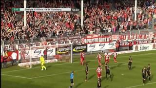 Torsten Mattuschka - Das 1:0 gegen den MSV Duisburg
