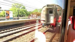 Stamford to Grand Central train ride, Metro-North New Haven Line