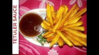 Tetuler Chatni Bengali Recipe - তেঁতুলের চাটনি - Tetuler Sauce - Imli Ki Khatti Mithi Chutney