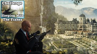 HITMAN 2 Sniper Assassin New Mission - Sleeping With The Fishes Challenge