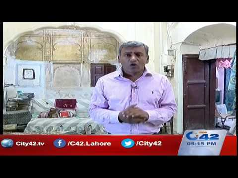 42 Report:  112 buildings declared dangerous in Lahore by old city authority