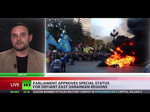 'Ukraine govt use Right Sector as bogeyman to blackmail West for money'