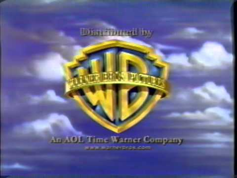 Warner bros pictures an aol time warner company logo — 1