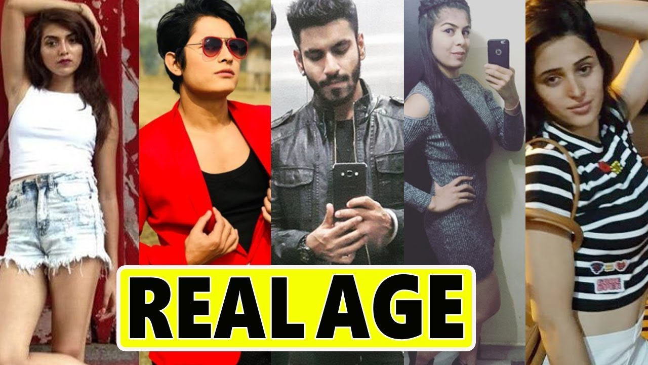 Real Age Of MTV Roadies Xtreme 2018 Contestants | Vivek Bora | Shruti Sinha
