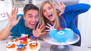 failzoom.com - Fidget Spinner Cake!