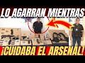 Detienen a sujeto QUE CUSTODIABA RESIDENCIA en el Fraccionamiento Lomas del Yuejat; ASEGURAN ARSENAL