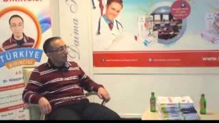 2014 Nisan TUS Birincisi Dr. Hüseyin Kurtdemir