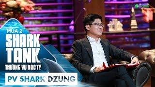 Shark Dzung Bật Mí Lí Do Đầu Tư Vào Startup Logistic Abivin | Thương Vụ Bạc Tỷ | Mùa 2