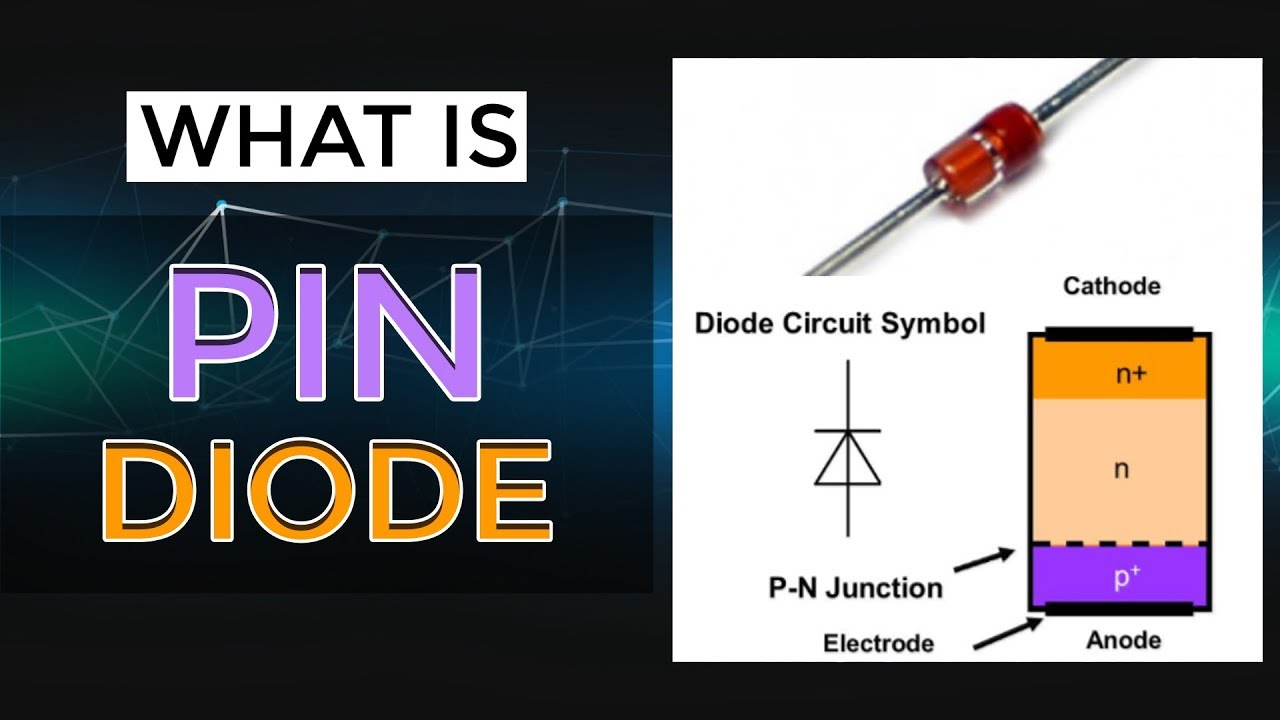 What Is Pin Diode Working Of Electronic Devices Circuit Symbols Circuits Engineering Concepts