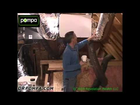 How to Air Filtration for Allergies Asthma Chemical Sensitivities Installation