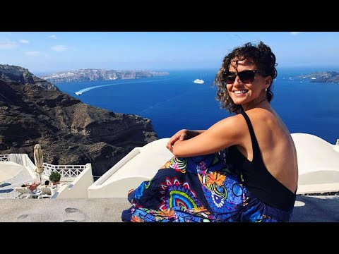 As pretty as you can imagine! Santorini, Mykonos, Athens. Greece Travel Vlog 9