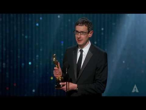 """Steven Price winning Best Original Score for """"Gravity"""""""