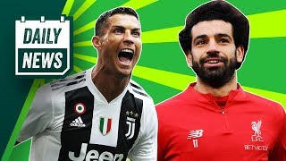 Juventus want Salah as Dybala replacement + Sarri to be SACKED by Chelsea ► Onefootball Daily News