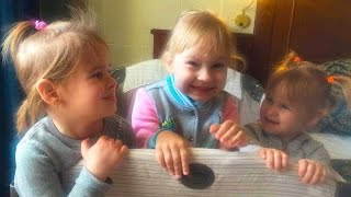 ВЛОГ Отдыхаем в Сочи с друзьями Гостиница Богатырь Алина и Алиса играют VLOG