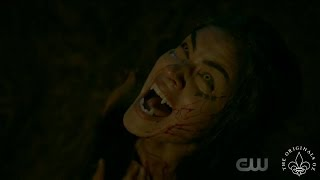 The Originals 4x08 The Hallow created the werewolf curse