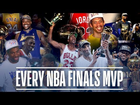 Every NBA Finals MVP in League History | Michael Jordan, LeBron James, Magic Johnson and More!