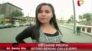 Repeat youtube video En carne propia: El acoso sexual presente en las calles de Lima (1/2)