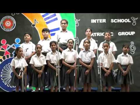Welcome Song, Choithram School North Campus, Indore
