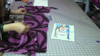 Repeat youtube video Measurements For Kameez Cutting