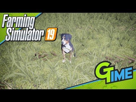 DAS IST UNSER NEUER LS19 HUND ARKO - Landwirtschafts Simulator 2019 Gameplay German #10 | Gamerstime