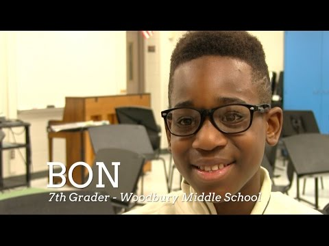 Together we are SoWashCo – Bon, 7th Grader – Woodbury Middle School