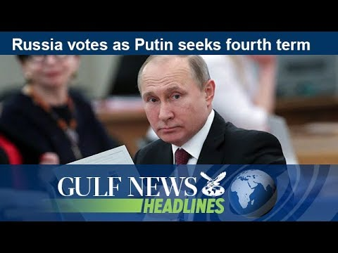 Russia votes as Putin seeks fourth term - GN Headlines