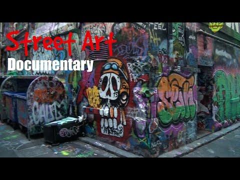 Street Art, Documentary.