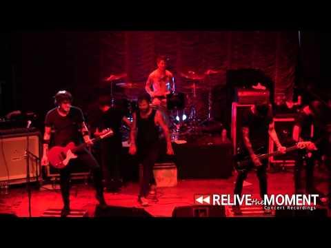 Alesana live in joliet 2014