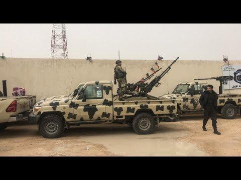 تصدي الجيش الوطني الليبي لهجوم في قاعدة تمنهنت  - نشر قبل 2 ساعة