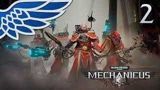 MECHANICUS | Fumigation Part 2 - Warhammer 40k Mechanicus Let
