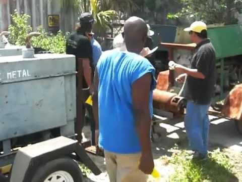 Miller Big 20 Welder Generator - Lauro Auctioneers & Restaurant Equipment - South Florida
