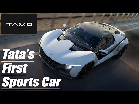 "TATA""S FIRST SPORTS CAR l Tata Motors unveils its first sports car - RACEMO l Top Speed 220KMPH"