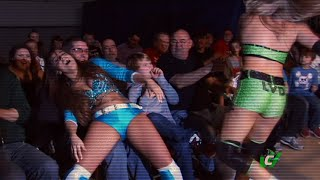 Repeat youtube video CLASH Wrestling: Jasmine vs Leah Von Dutch Women's Attraction (Full Match) Seize The Day VIII
