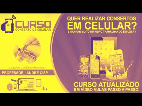 Concerto e Manutenção de Celular Curso -Versão 4.0