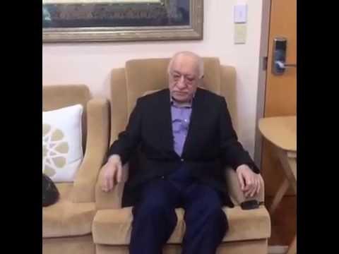 Fethullah Gülen interview -- 16/7/2016