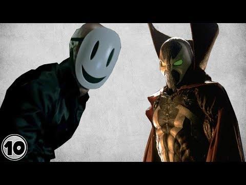 Top 10 Scary Superhero Movies