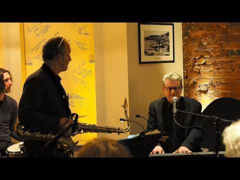 Chris Ingham Quartet, Felixstowe March 2015