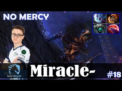 Miracle - Phantom Assassin MID | NO MERCY | Dota 2 Pro MMR Gameplay #18 thumbnail