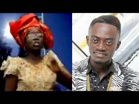 Follow The Ladder Singer (Agnes Iro) To Sue KWADJO NKANSAH LYWIN