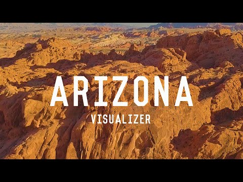 Highly Suspect - Arizona [Official Visualizer]