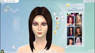 The Sims 4 CAS: Alice Madness Returns
