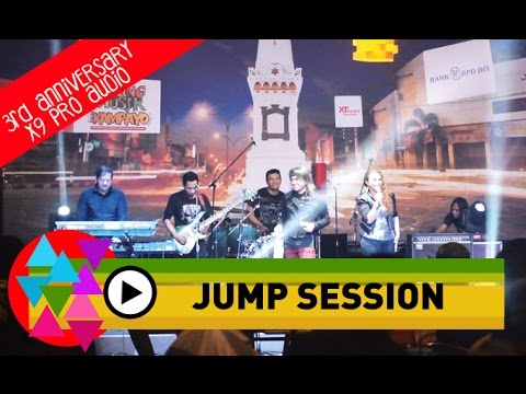 Steelheart - She's Gone (Cover by Jump Session) - 3rd Anniversary X9 Pro Audio