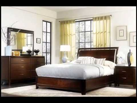 palliser bedroom furniture - YouTube