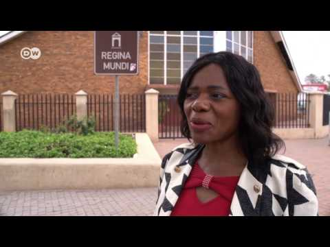 German Africa Prize for Thulisile Madonsela
