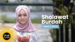 Veve Zulfikar - Sholawat Burdah (Cover Music Video )